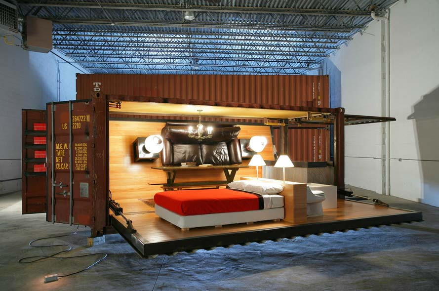 If It's Hip, It's Here (Archives): Container Homes That ...