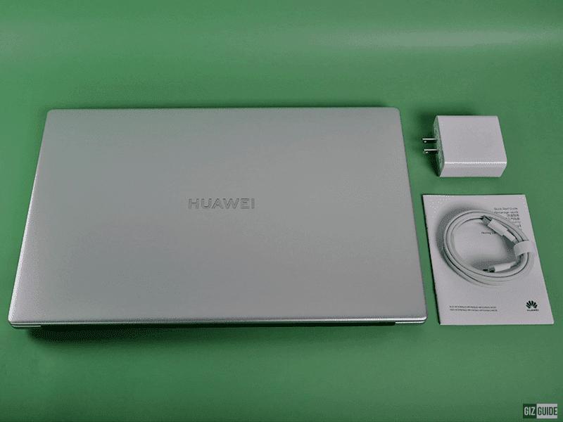 Huawei MateBook D 15 2021 10Gen i3