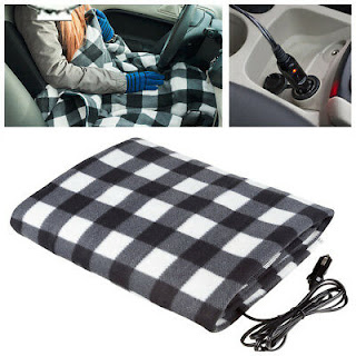 Heated Car Electric Blanket
