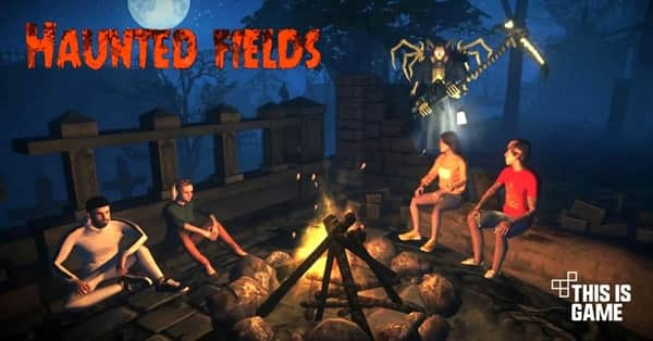 Haunted Fields para android