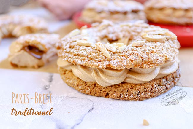 recette paris brest traditionnel