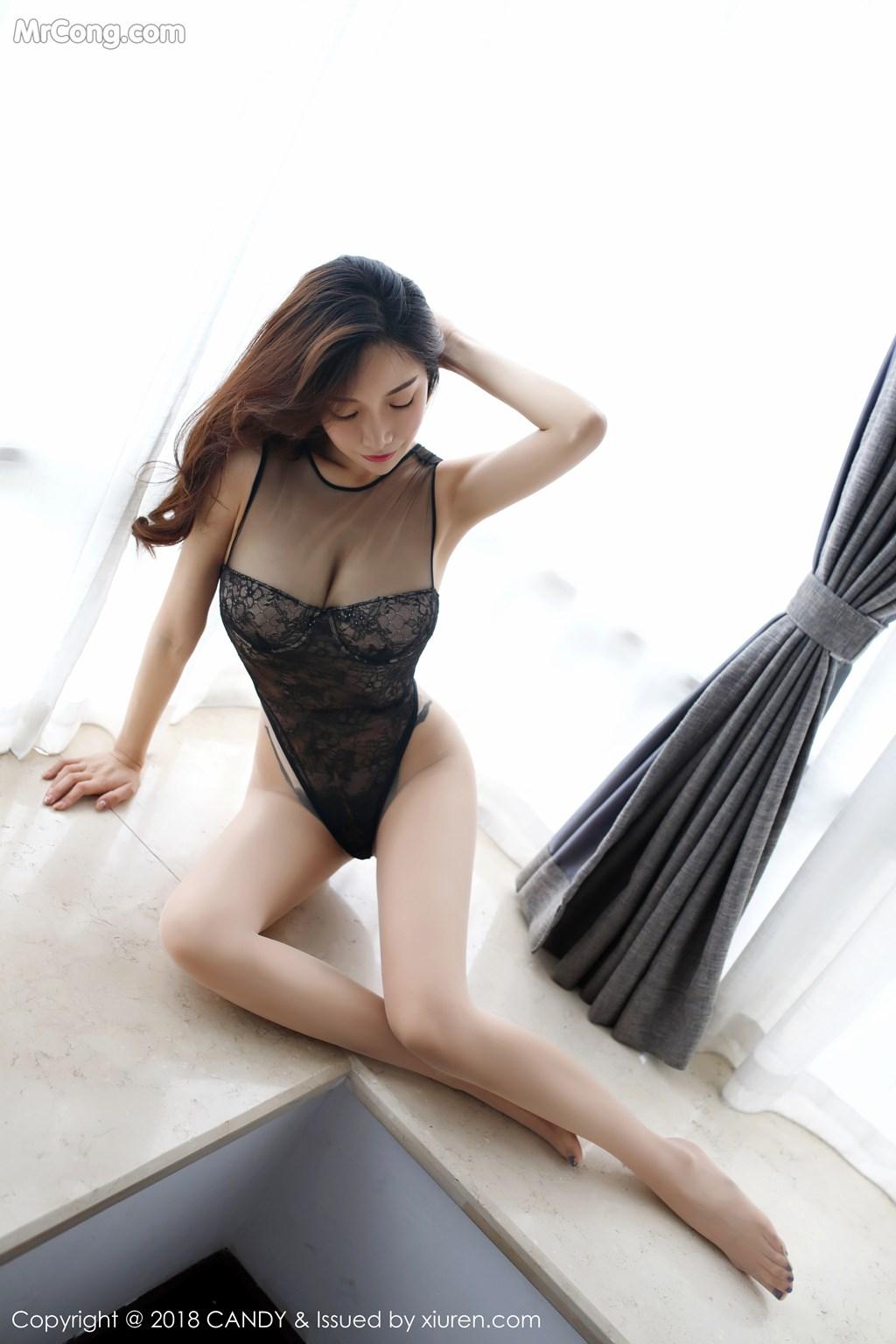 Image CANDY-Vol.065-Xiao-Hu-Li-Kathryn-MrCong.com-003 in post CANDY Vol.065: Người mẫu Xiao Hu Li (小狐狸Kathryn) (47 ảnh)