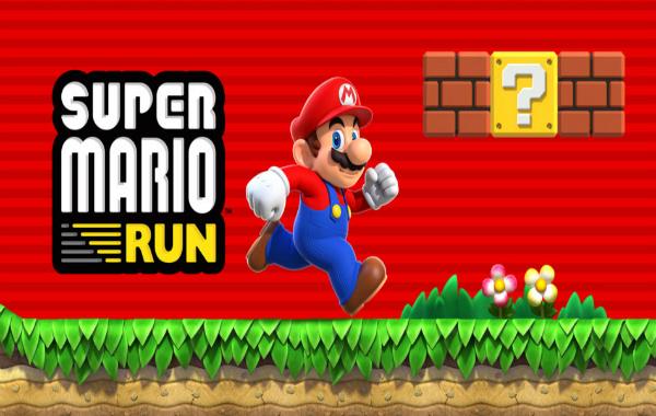 نينتندو تكشف عن تطور لعبتها Super Mario Run