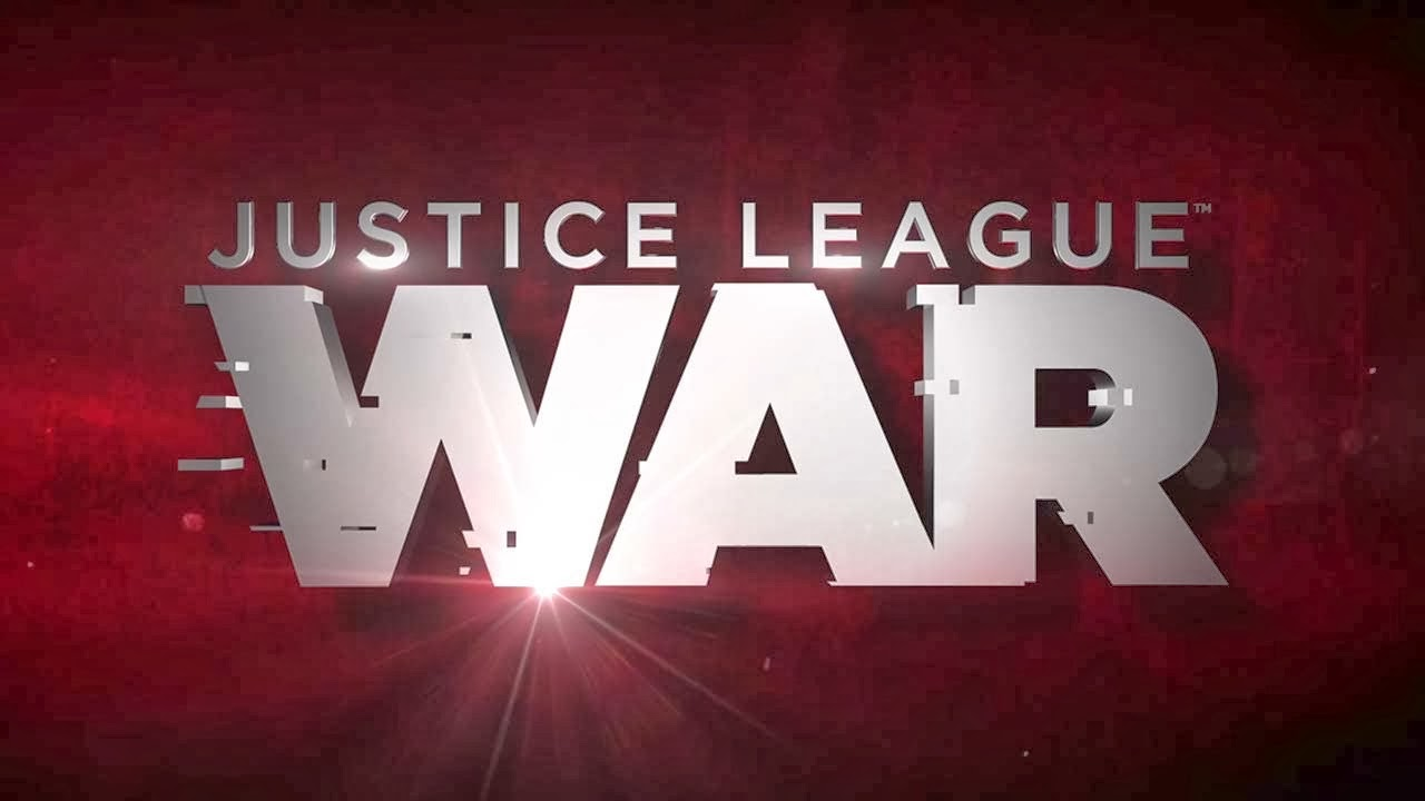 Dcu Justice League War 2014