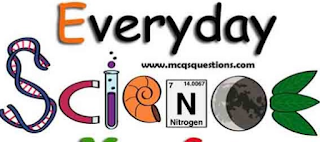 Everyday Science Mcqs for FPSC, PPSC , NTS and other Test