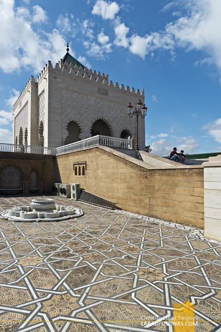 Rabat Three Day Itinerary Hassan Tower