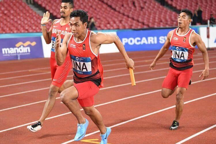 Macam Cabang Olahraga di Indonesia (Nasional)