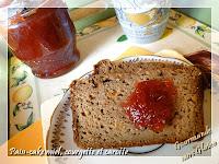 Petits Pains Cake Aux Raisins Et Coco Sans Gluten