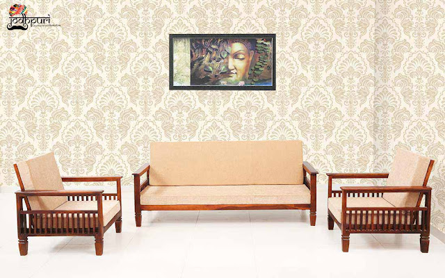 Wooden Sofa Set Bangalore Solid Wood