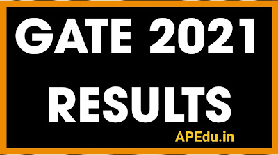 GATE 2021 Result Announced - 17.82% Qualified - Check the Details