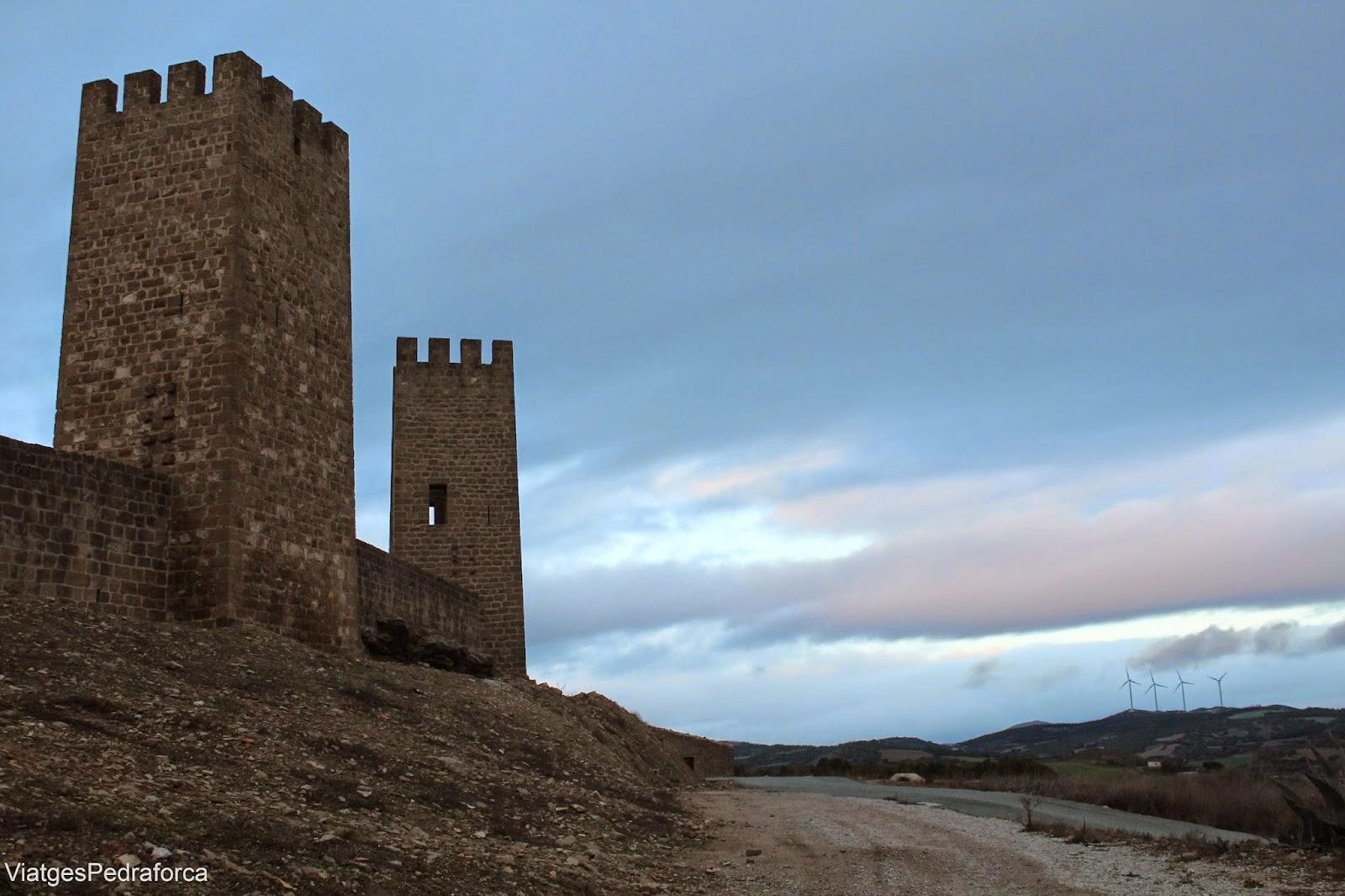 murallas de Artajona, Navarra