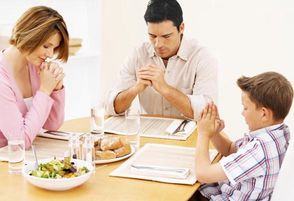 Doa Makan Kristen Singkat, Sebelum Makan   Kumpulan Doa-Doa Kristen