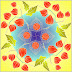 Physalis Mandala * Coloring page