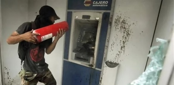 Polri: Warga Juga Berusaha Bobol Mesin-mesin ATM Di Palu