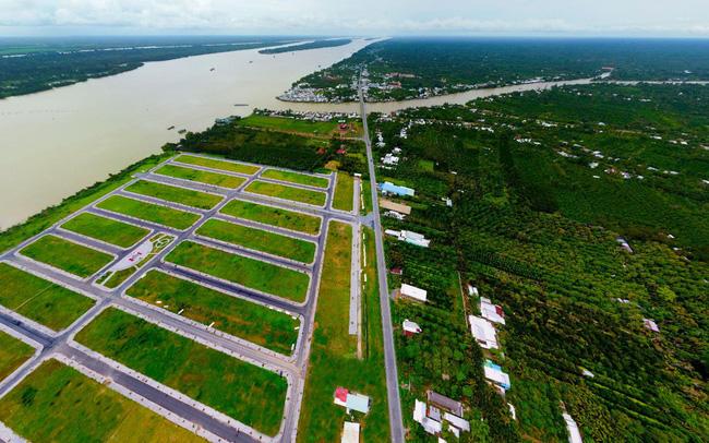 Tiến độ dự án Vạn Phát Sông Hậu tháng 8/2021