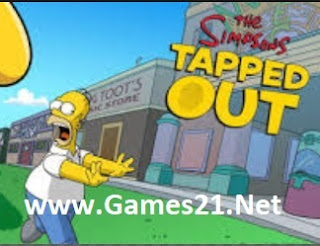 Download The Simpsons™: Tapped Out Mod Apk