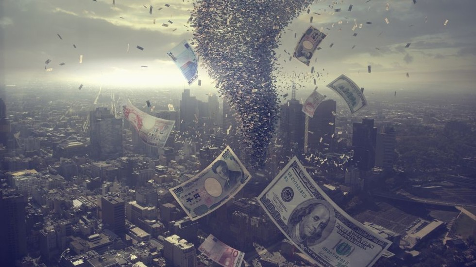 Global Debt Has Reached A Shocking $184,000,000,000,000