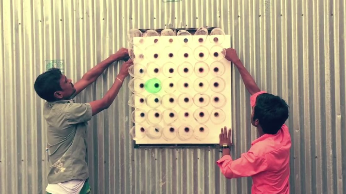 These DIY Eco-Friendly 'Air Conditioners' Are Cooling Down Bangladesh