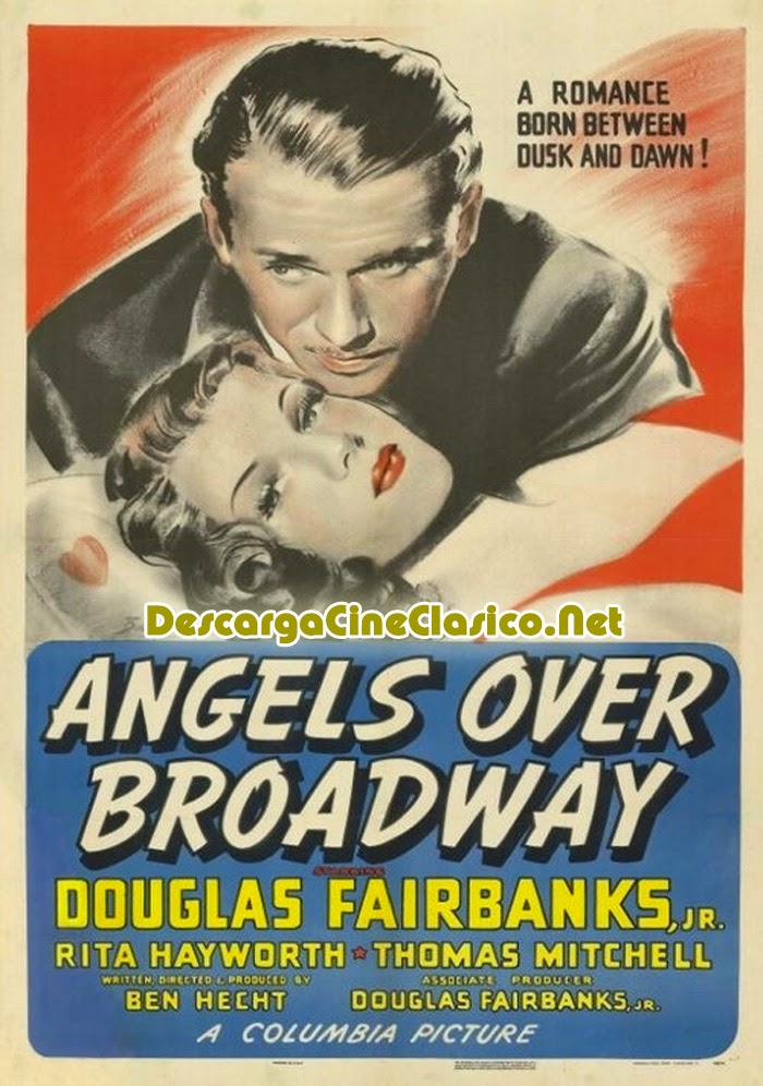 Angeles sobre Broadway (1940) Descargar y ver Online Gratis
