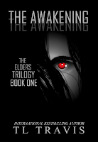 Front cover of 'The Awakening' by TL Travis