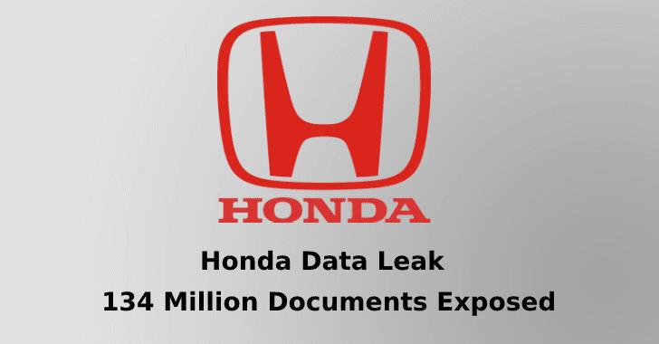 Honda Data Leak