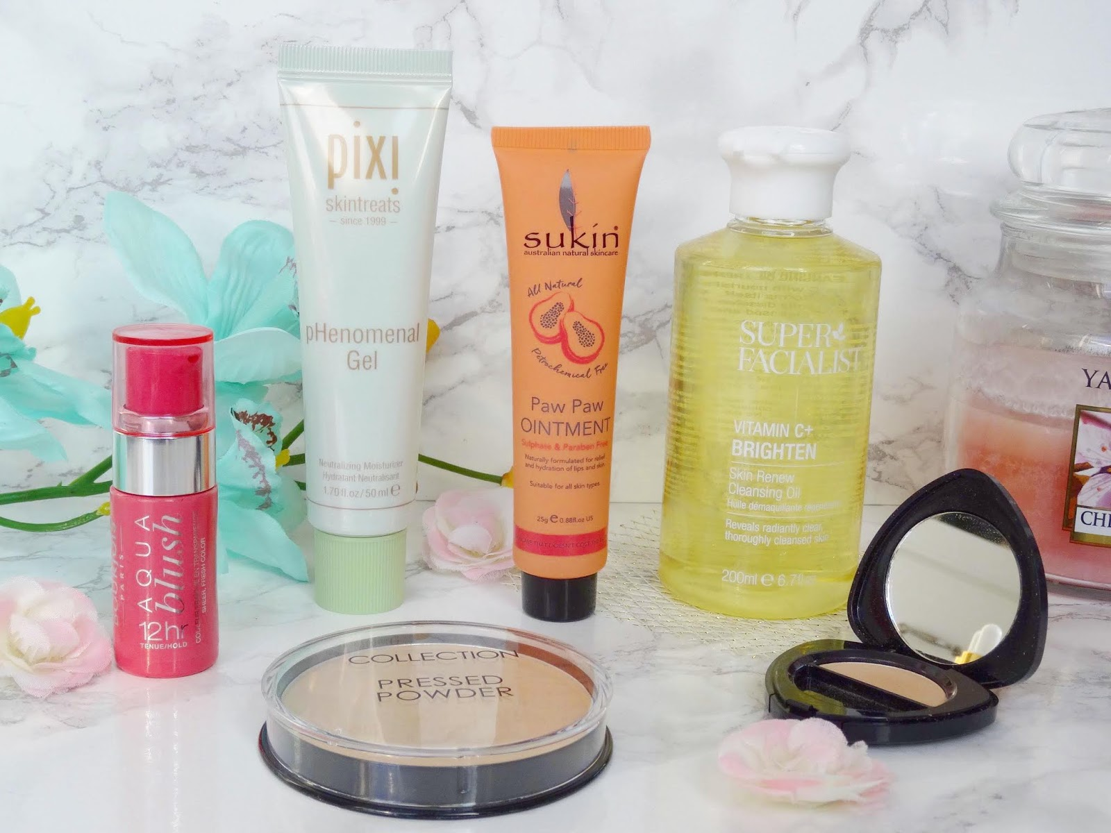New Beauty Products In My Collection