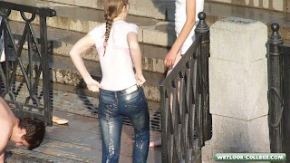 Wetlook teens video