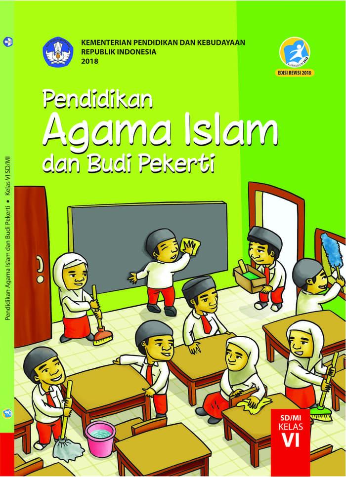 Buku Siswa SD Kelas 6 Pendidikan Agama Islam dan Budi Pekerti