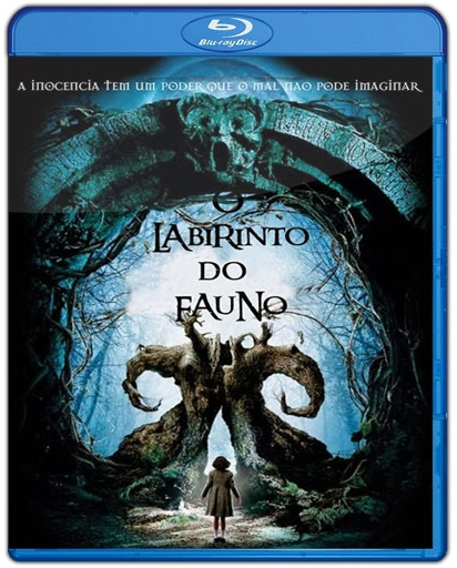 Baixar O Labirinto do Fauno 720p Dual Áudio Bluray Torrent