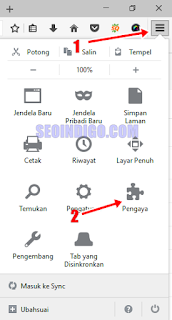 mengambil screenshot website