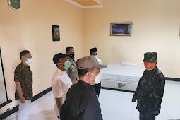 Bupati Lombok Barat Tinjau Kesiapan Fasilitas Isoman Covid-19 di Lingsar