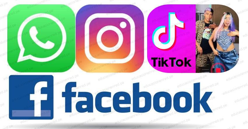 Instagram, WhatsApp, Facebook y TikTok sufren una caída en todo el planeta