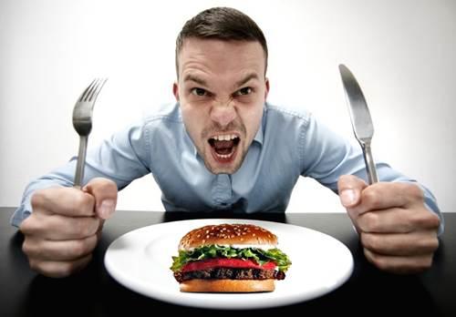 La dieta estricta y los ataques de estrés y ansiedad