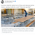 A school district opted out of a free meals program, saying students could 'become spoiled' (Picture)