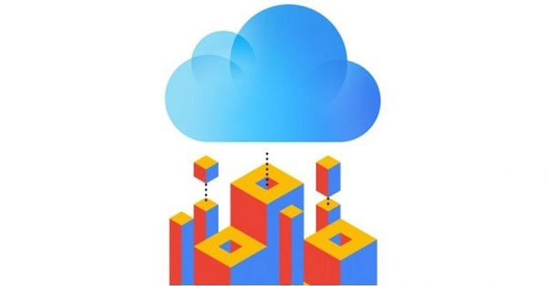 Apple uses Google Cloud to store iCloud files