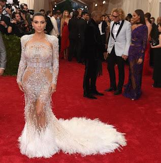 Kim in Gala Night