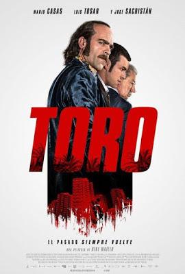 Toro 2016 DVD R2 PAL Spanish