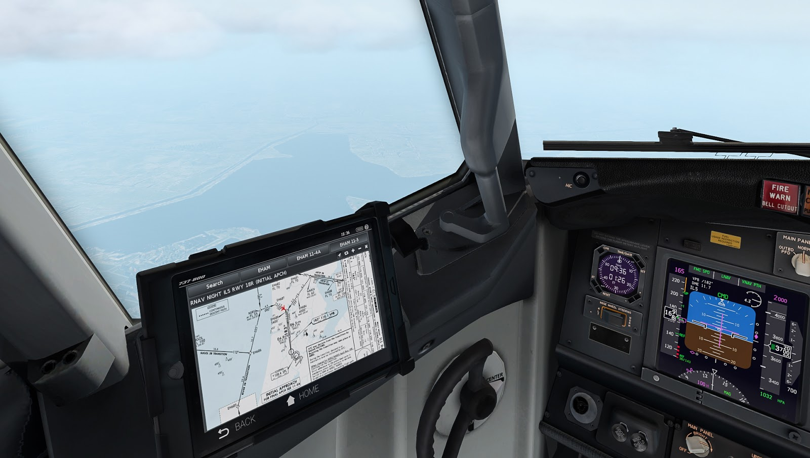 Praising the Zibo Mod Boeing 737