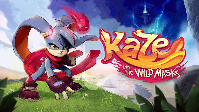 How a shared love for retro games led to the creation of Kaze and the Wild Masks
