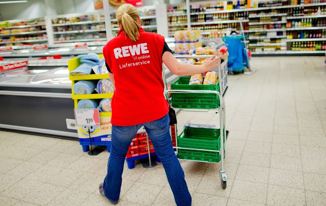 فرص عمل لدى شركة rewe في المانيا