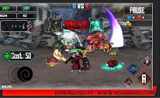 Naruto Senki X Team Mod