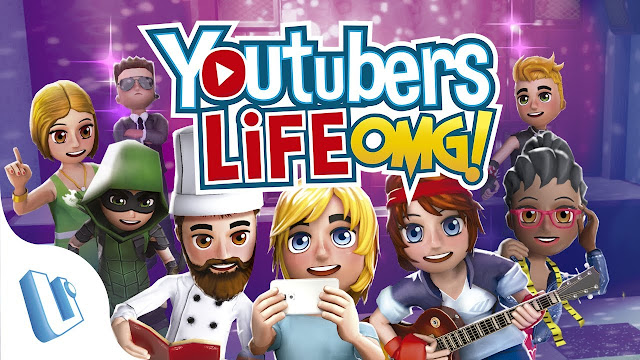 Youtubers Life Gaming Channel