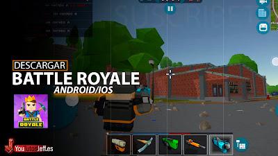 Minecraft Battle Royale? Descargar MAD Battle Royale Android o iOS