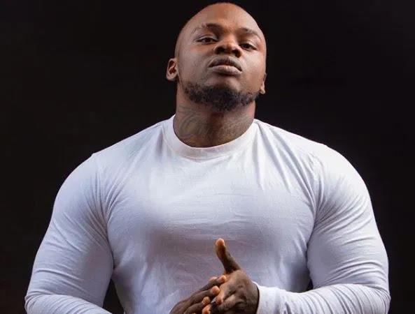 Rapper Brian Ouko Omollo alias Khaligraph Jones