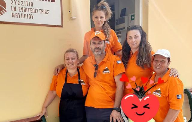ΟΦΚΑΘ Rescue - Βάση Ναυπλίου: Σε αυτόν τον αγώνα κανείς δεν περισσεύει