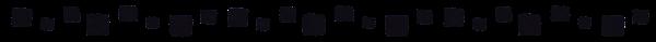 シンプルなライン素材(四角)