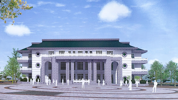 二林鎮梅芳納骨塔新建動土 預計明年9月底完工