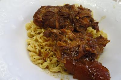 Tsui Wah, kagoshima pork cartilage noodles