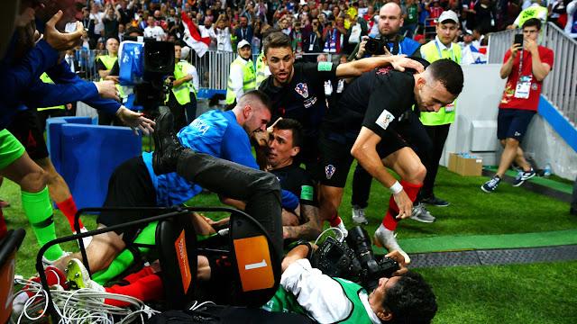 Croatie-Angleterre-Célébration-11072018