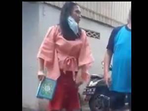 Polisi Tangkap Wanita yang Lempar Alquran di Makassar